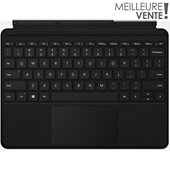 Clavier tablette Microsoft Type Cover Surface Go Noir