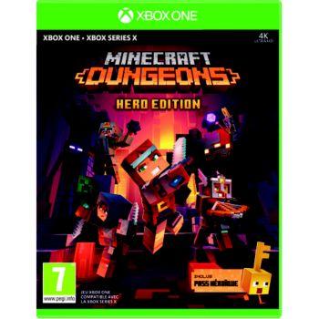 Microsoft Minecraft dungeons hero edition