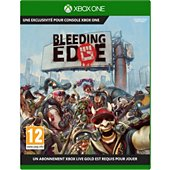 Jeu Xbox One Microsoft Bleeding Edge