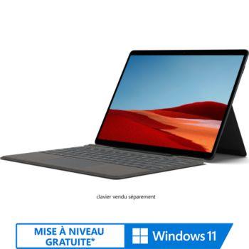 Microsoft Surface Pro X 13  16 512 Noir