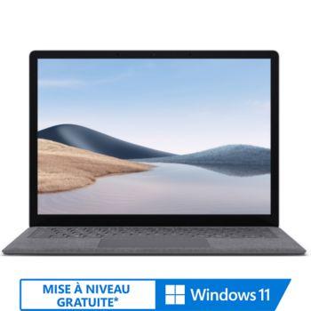 Microsoft Surface Laptop 4 13.5 R5 8 256 Platine
