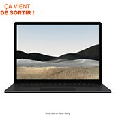 Ordinateur portable Microsoft Surface Laptop 4 13.5 I7 16 512 Noir