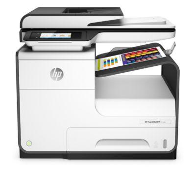 Imprimante jet d'encre HP PageWide 377DW