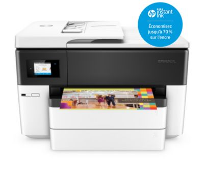 Imprimante jet d'encre HP Office Jet Pro 7740