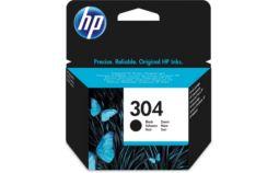 Cartouche d'encre HP N°304 noire