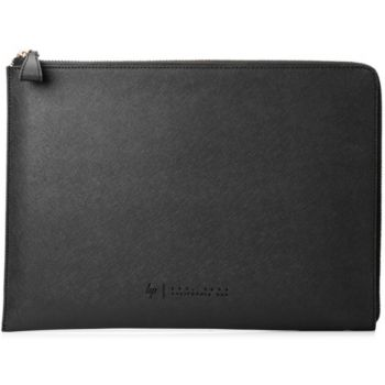 HP 13.3' cuir noir