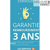Garantie Rembt cons sal 3ans 301-600EUR
