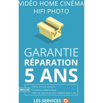 5ans DVD à la maison251-1000EUR
