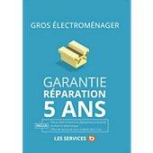 Garantie 5ans Lave-linge 301-400E