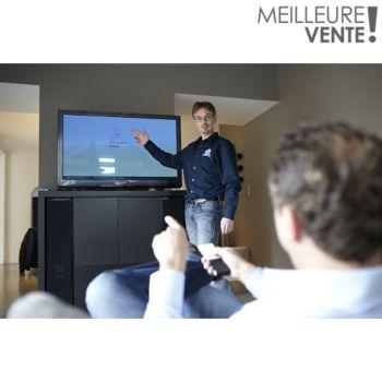 Bdom BDOM TV Livré Connecté