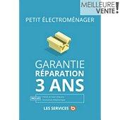 Garantie Répa 3ans Petit déj 76-150EUR