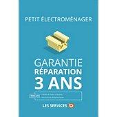 Garantie Répa 3ans Saisonnier 401-600EUR