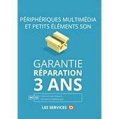 Garantie Répa 3 ans Fax JetEncre&Thermique
