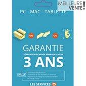 Garantie Gtie Répa 3 ans Ordi Port 501-700EUR