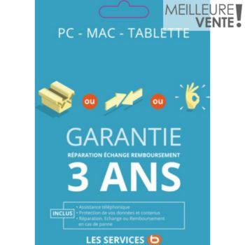 Gtie Répa 3ansTablette 351-500EUR