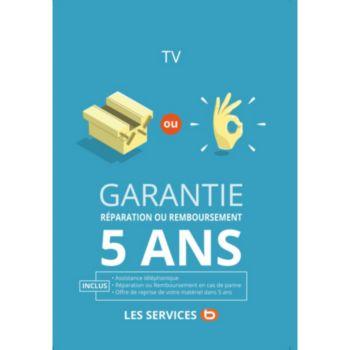 Réparation 5ans TV 1801-2000EUR