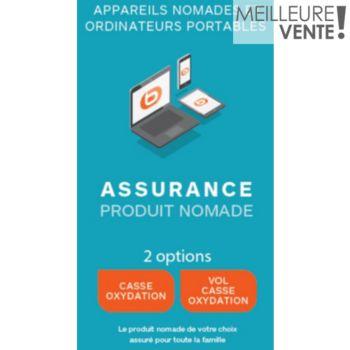 Assurance Vol et Casse 1 an