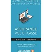 Assurance Vol et Casse 2ANS APN de 301 à 500EUR