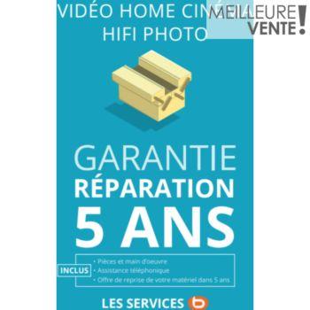 Garantie réparation 5 ans