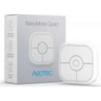 Aeotec Télécommande 4 boutons Z-Wave Plus Nanom