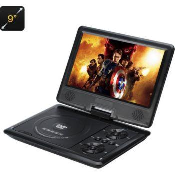 auto hightech 9 pouces resolution 1280x800 carte sd lecteur dvd portable boulanger. Black Bedroom Furniture Sets. Home Design Ideas