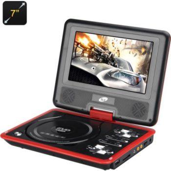 auto hightech lecteur dvd portable 7 pouces large cra lecteur dvd portable boulanger. Black Bedroom Furniture Sets. Home Design Ideas
