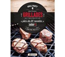 Livre de cuisine Weber recettes Grillades au Barbecue