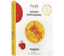 Livre de cuisine Magimix  Soupes Simplissimes Cook Expert
