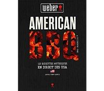 Livre de cuisine Weber American BBQ