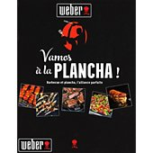 Livre de cuisine Weber Vamos à la plancha