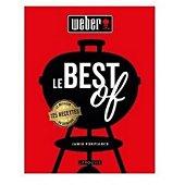 Livre de cuisine Weber Le best of Weber