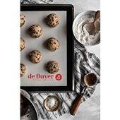 Tapis de cuisson De Buyer silicone 40x30cm 4931.40N