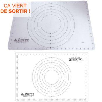 De Buyer silicone translucide 60x40 4937.60
