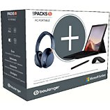 PC Hybride Microsoft  Pack Surface Pro 7 i5 8 256+accessoires