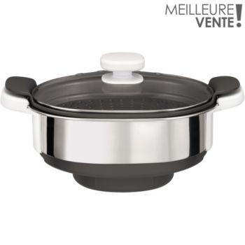 Moulinex PANIER VAPEUR COMPANION XF384B10