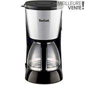 Cafetière filtre Tefal FG441800 noir/inox