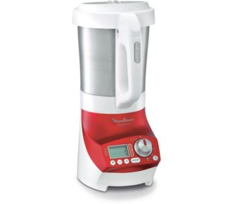 Moulinex SOUP & CO LM906110 2L Rouge
