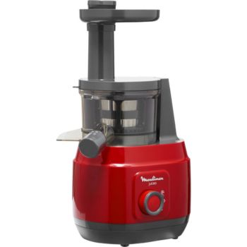 Moulinex EXTRACTEUR DE JUS JUICEO ROUGE