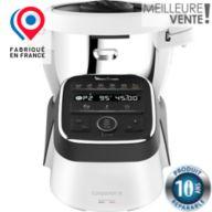 Robot cuiseur Moulinex COMPANION XL NOIR HF808800