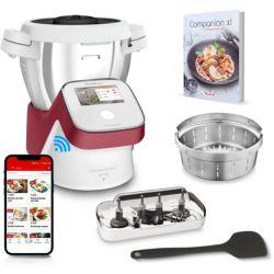 Robot cuiseur Moulinex I-Companion Touch XL Rouge HF934510