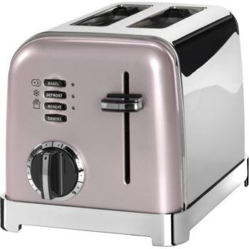 Cuisinart CPT160PIE 2 tranches Vintage Rose