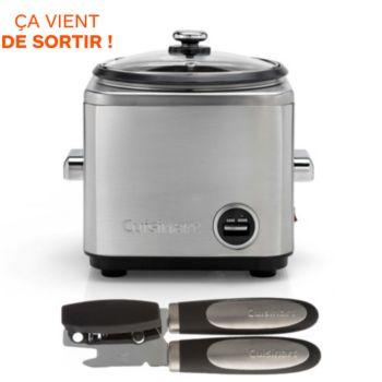 Cuisinart P1296E+Ouvre-boite