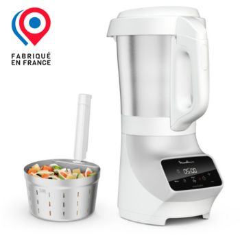 Moulinex SOUP & PLUS LM926B00 BLANC 2L