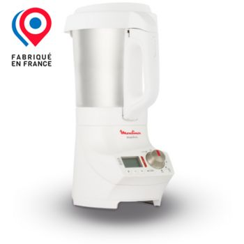 Moulinex SOUP & CO LM90A110 2.8L Blanc
