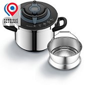 Autocuiseur SEB Nutricook 8 L inox induction