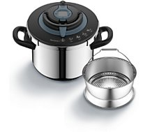 Autocuiseur SEB  Nutricook 6 L inox induction