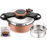 Autocuiseur SEB  ClipsoMinut Duo Copper 5L