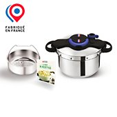 Autocuiseur SEB ClipsoMinut French cocotte