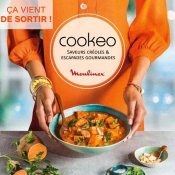Moulinex recette créole au Cookeo XR510000