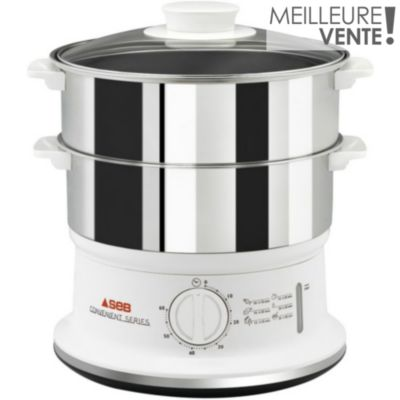 Cuiseur vapeur happy achat boulanger for Steam cuisine vitasaveur